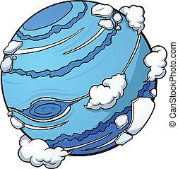 bolygó, neptun-bolygó
