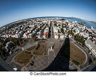bolygó, reykjavik