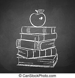 books., alma
