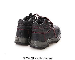 boots., sport, fekete