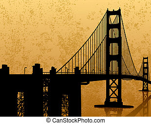 bridzs, kapu, arany-