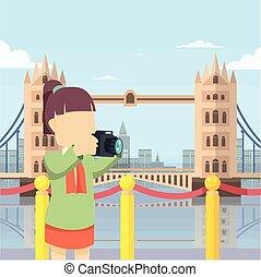 bridzs, kirándulás, london