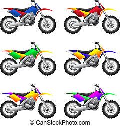 bringák, sport, motorbiciklik