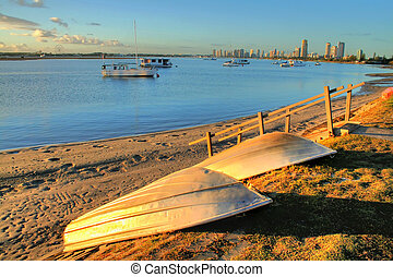 broadwater, gold part