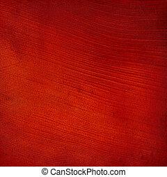 brushstroke, piros, textured, elvont