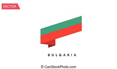bulgária, ikon, lobogó