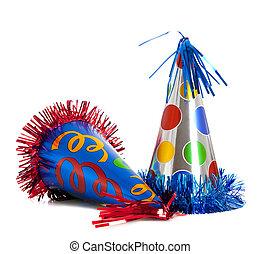 buli kalap, születésnap