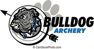 bulldog, íjászat, tervezés