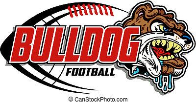 bulldog, labdarúgás, tervezés