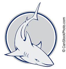 cápa, jelkép