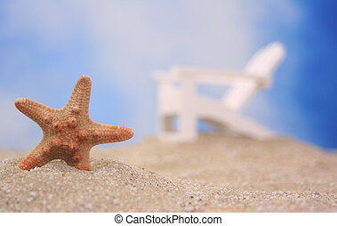 cahir, tengerpart, tengeri csillag