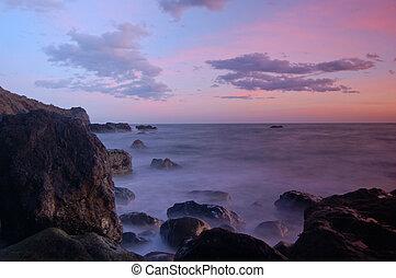 california naplemente