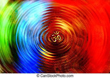 chakra, külső marker