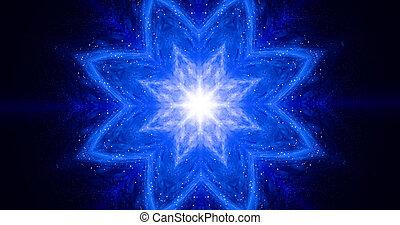 chakra, visualization., villámlás, kitörés, háttér., vj, elmélkedés, csi, energia, yoga., előjel