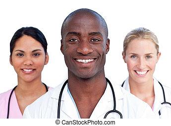 charismatic, orvosi sportcsapat, portré