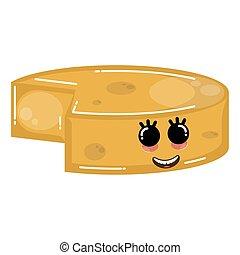 cheddar sajt, boldog