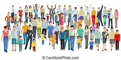 children.eps, tolong, család