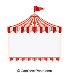 cirkusz, háttér