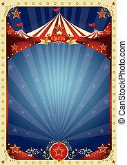 cirkusz, móka, poszter