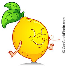 citrom, illat