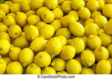 citromfák, cölöp