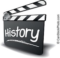clapper kosztol, történelem