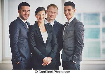 colleagues, csoport