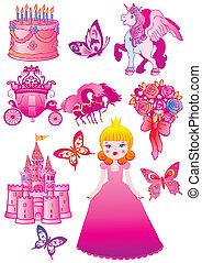collection., hercegnő