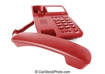 communications., telefon, hivatal