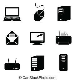 computer technology, ikonok