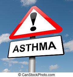 concept., asztma