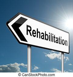 concept., rehabilitáció