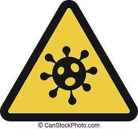covid-19, 2019-ncov, országos járvány, coronavirus, kitörés, regény, cégtábla., abbahagy