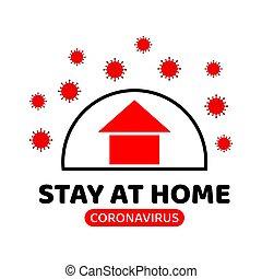 (covid-19), vírus, korona, ábra