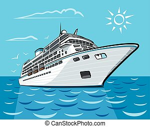 cruise óceánjáró, fényűzés