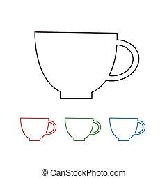 csésze icon
