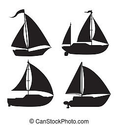 csónakázik, tervezés