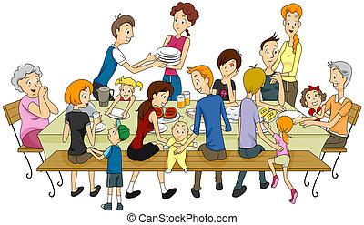 család újraegyesítés