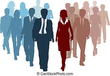 csatlakozik, ügy, oldás, verseny, brigád, erőforrás