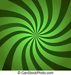 csavar, zöld, kitörés