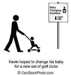 csecsemő, átalakuló