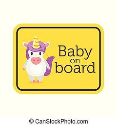 csecsemő, biztonság, bizottság, aláír