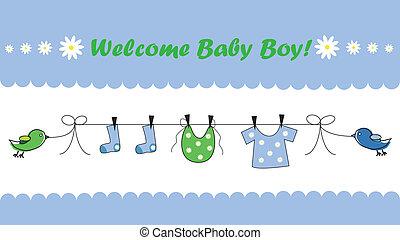 csecsemő fiú, fogadtatás