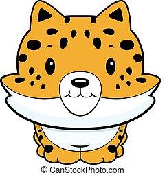 csecsemő, jaguár