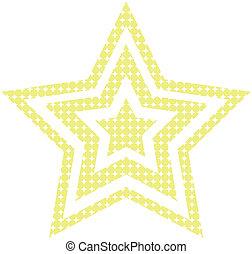 csillag, disco