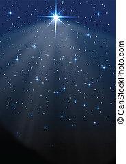 csillag, háttér