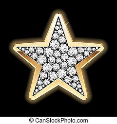 csillag, káró