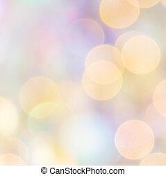 csillogás, színes, háttér, állati tüdő, bokeh