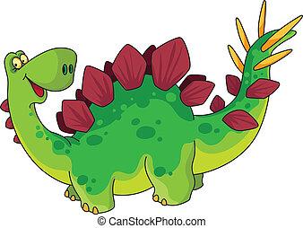 csinos, dinoszaurusz