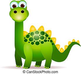 csinos, dinoszauruszok
